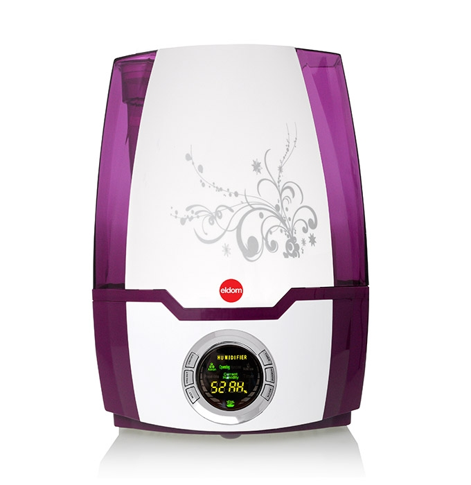 Humidifier NU5 ~<br> HIT ~ Ionizer +<br>hygro