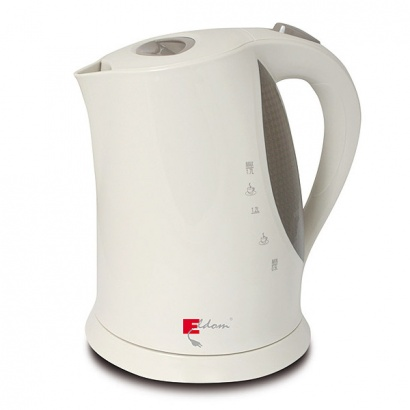 C202 ELDOM Cordless kettle with filter