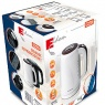 C220 ELDOM Cordless kettle with filter