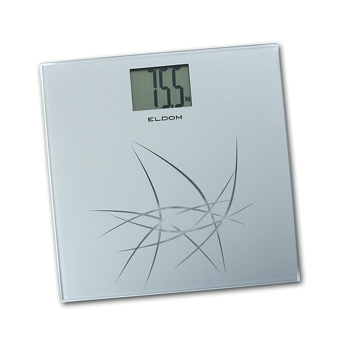 Electronic<br> personal scale<br>ELDOM GWO 220