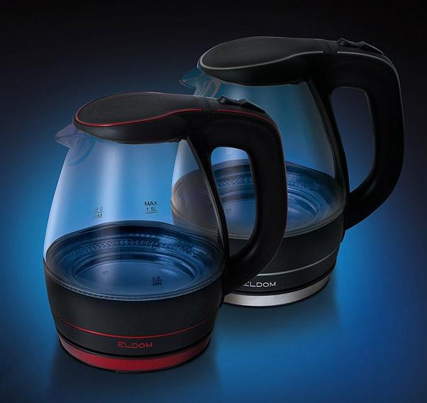 Wasserkocher C400 ELDOM