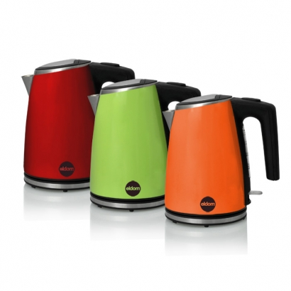 CS8K ELDOM Cordless kettle with filter