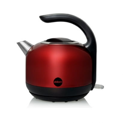 CS15 BUMPER ELDOM Cordless kettle with filter
