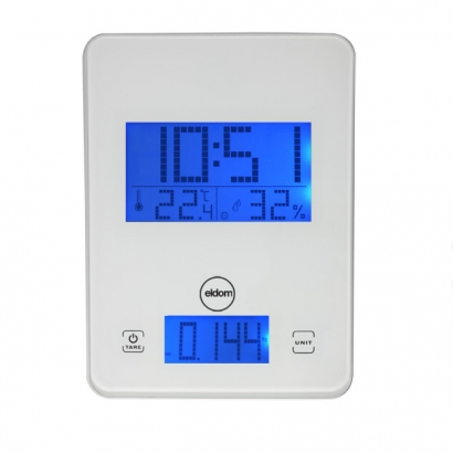 WK300W VAGA ELDOM ELECTRONIC KITCHEN SCALES