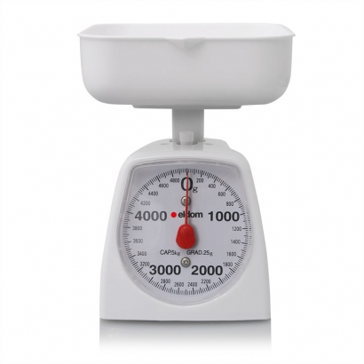KCA CLASSIC ELDOM Mechanical kitchen scale
