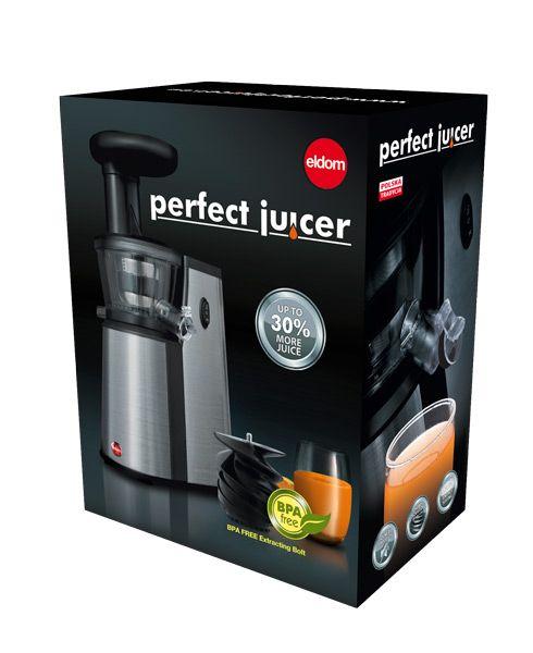 Wyciskarka wolnoobrotowa Perfect juicer PJ400 ELDOM