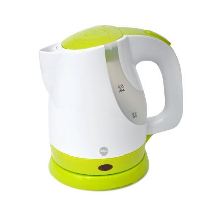 C175 ZIELONY Cordless kettle with filter