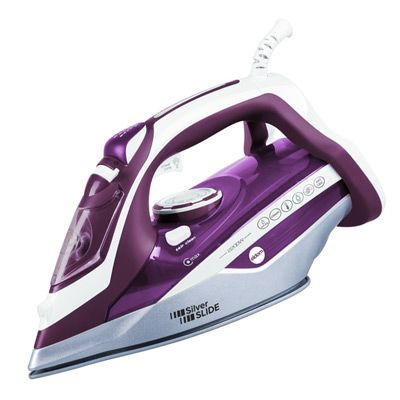 DA35 DRIFT FIOLETOWY STEAM IRON