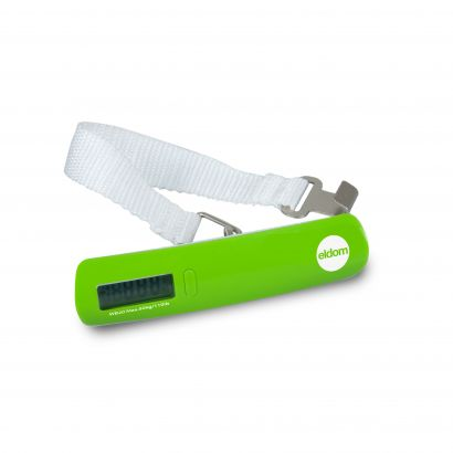 WB20 TRAVEL ELDOM ELECTRONIC LUGGAGE SCALE